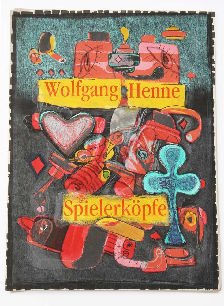 Unikatbücher, Wolfgang Henne