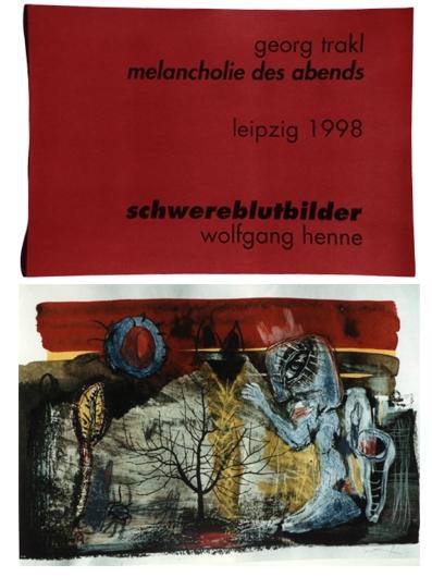 Unikatbücher Wolfgang Henne